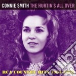 Connie Smith - The Hurtin's All Over cd musicale di Connie Smith