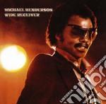 Michael Henderson - Wide Receiver cd musicale di Michael Henderson