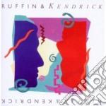 Ruffin & kendrick cd musicale di RUFFIN & KENDRICK