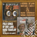 Lester Flatt & Earl Scruggs - Folk Songs Of Our Land cd musicale di LESTER FLATT & EARL