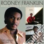 Rodney Franklin - Rodney Franklin / You'll Never Know cd musicale di Rodney Franklin