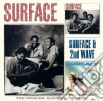 Surface - Surface / 2nd Wave cd musicale di Surface