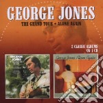 George Jones - Grand Tour / Alone Again cd musicale di George Jones