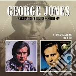 Jones, George - Bartender S Blues / Shine On cd musicale di George Jones
