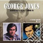 Jones, George - Bartender S Blues / Shine On cd musicale di George Jones