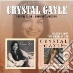 Crystal Gayle - Crystal Gayle / Somebody Loves You cd musicale di Crystal Gayle