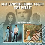Gentry,b/campbell,g - Bobbie Gentry & Glen Campbell / Anne Mur cd musicale di Gentry b/campbell g