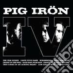 Pig iron vol.4 cd musicale di Iron Pig
