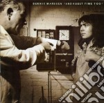 And about time too cd musicale di Bernie Marsden