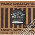 Mad daddy s maddest spins cd musicale di Artisti Vari