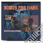 Songs from hank cd musicale di George/scott Jones
