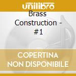 1 cd musicale di Brothers Brass