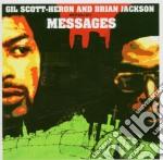 Brian Jackson & Gil Scott-Heron - Anthology Messages cd musicale di SCOTT-HERON/JACKSON