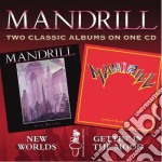 NEW WORLDS/GETTIN' IN THE MOOD cd musicale di MANDRILL