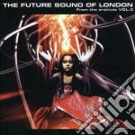 ARCHIVES V.3 cd musicale di FUTURE SOUND OF LONDON