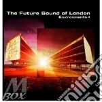 Future Sound Of London - Environments 4 cd musicale di Future sound of lond