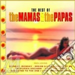 The best of cd musicale di Mamas & papas