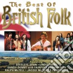 Various - The Best Of British Folk cd musicale