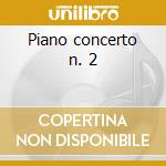 Piano concerto n. 2 cd musicale