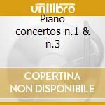 Piano concertos n.1 & n.3 cd musicale