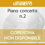 Piano concerto n.2 cd musicale
