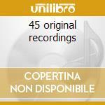 45 original recordings cd musicale di Frank Sinatra