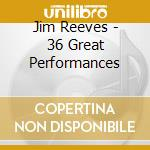 36 great performance cd musicale