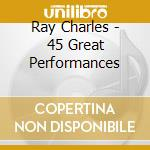 45 great performance cd musicale
