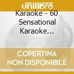 60 sensational karaoke classics cd musicale