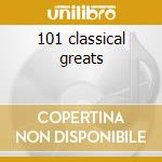 101 classical greats cd musicale
