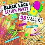 Black lace action party cd musicale