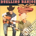 20 country classis cd musicale di Banjos Duelling