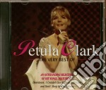 The very best of cd musicale di Petula Clark