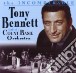 With count basie orchestra cd musicale di Tony Bennett
