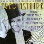Let's face the music and cd musicale di Fred Astaire
