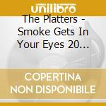 20 greatest hits cd musicale di Platters The