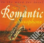 The romantic saxophone cd musicale di Artisti Vari