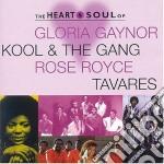 Gaynor/tavares/r,royce,ecc... cd musicale di Heart & soul