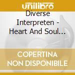 B.benton/p.sledge/chi-lites,ecc..... cd musicale di Heart & soul of