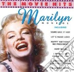 THE MOVIE HITS cd musicale di MONROE MARILYN