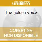 The golden voice cd musicale di Frank Sinatra