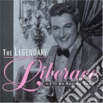 The legendary i'll be seeing you cd musicale di Liberace