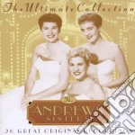 The ultimate collection cd musicale di Sister Andrews