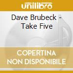 Take five a jazz anthology cd musicale di Artisti Vari