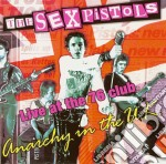 Sex Pistols - Anarchy In The Uk cd musicale
