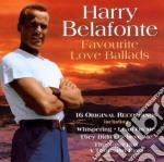 Favorite love ballads cd musicale