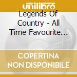 Leggends of country cd musicale