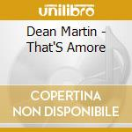 That's amore cd musicale