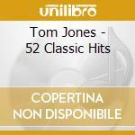 52 classics hits cd musicale
