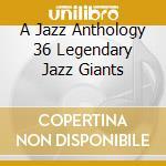 Jazz anthology cd musicale